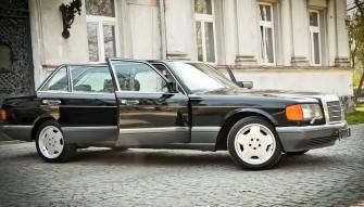 Nie bez przyczyny ten Mercedes był ulubionym samochodem dyplomatów Krapkowice