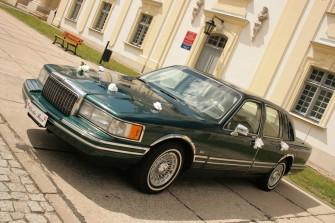 Lincoln Town Car Auto Do Ślubu !  BIAŁYSTOK