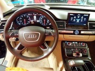 Audi A8L do ślubu wolne terminy Łódź