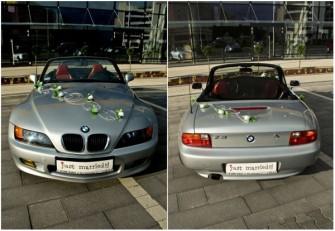 Auto do Ślubu AUDI BMW Z3 Rzeszów - Podkarpacie