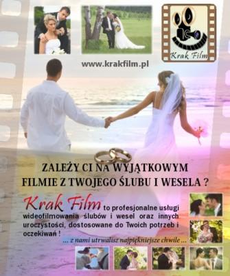 KRAK FILM - wideofilmowanie Kraków, Katowice