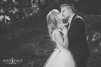 Plener ślubny w Zamku Książ Wałbrzych