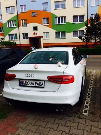 Auto do Ślubu, Koszalin Słupsk, Sławno, Szczecinek AUDI A4/S