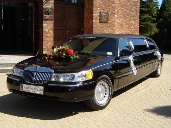 Lincoln Town Car na Ślub Białystok