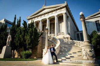 Sesja ślubna w Atenach Warszawa