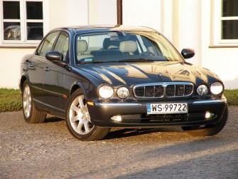 Jaguar XJ8 DAJMLER X350 Warszawa
