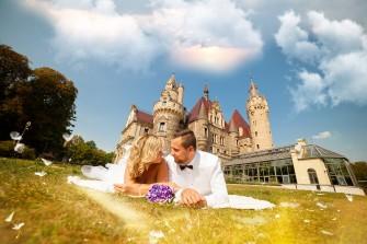 Zamek w Mosznej Rybnik