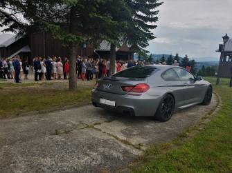 Do ślubu BMW 640 ///M F12 Poprowadź Sam.!!! Nowy Sącz