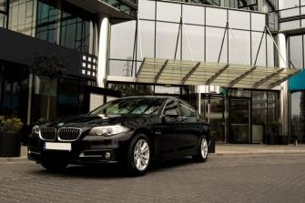 BMW serii 5 2014; Luksusowy samoch�d do �lubu Warszawa