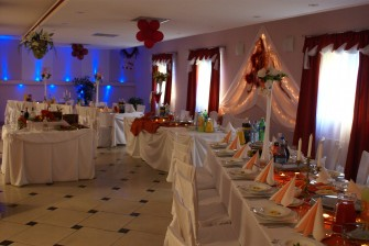 Sala weselna do 110 osób Osówka