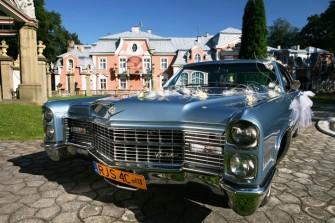 Cadillac de Ville Classic 1966 Jas�o