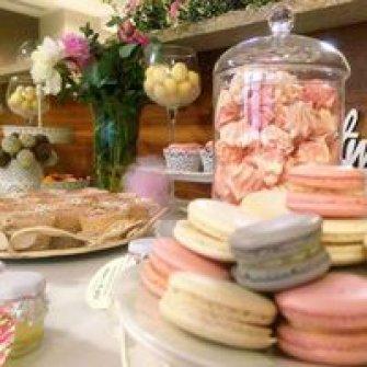 Stół deserowy Puszczykowo