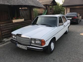 Mercedes W123 1980 r Radom