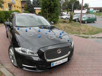 Jaguar XJ na śluby w Krakowie Kraków