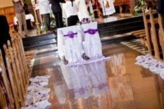 Dekorowanie ślubne sal, florystyka ślubna Łańcut Rzeszów
