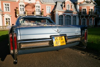 Cadillac de Ville Classic 1966 Jasło
