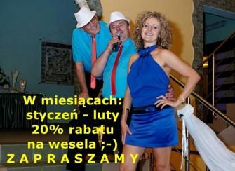 Zesp� muzyczny CARMEN Gorz�w Wielkopolski