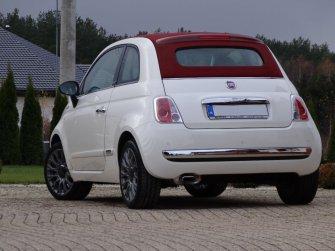 Fiat 500 Racibórz