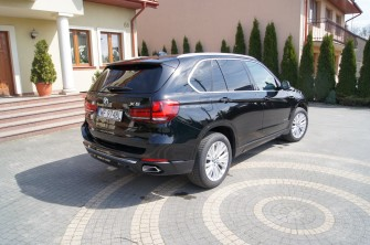 Auto do �lubu- Nowy BMW X5 Soko��w Podlaski
