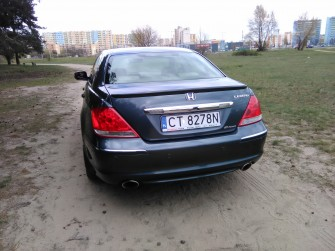 Auto do slubu Honda Legend Toruń