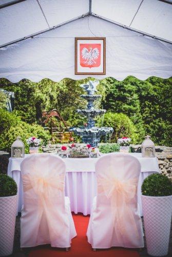 Ślub cywilny u nas na ogrodzie Szczyrk