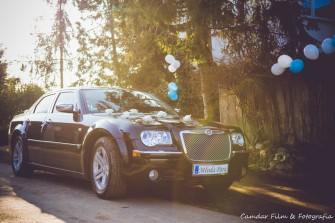 Chrysler 300C Ostrów Wielkopolski Kalisz Kępno Limuzyna do ślubu!  ostrów Wielkopolski