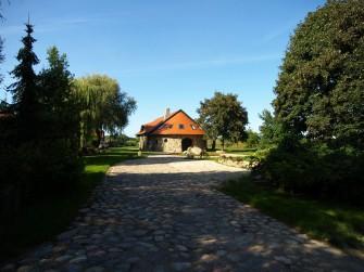 Pensjonat Nad Stawem Drwęsa/ Poznań