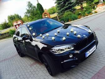 BMW 6 Gran Coupe i BMW X6 do ślubu! Dąbrowa Górnicza