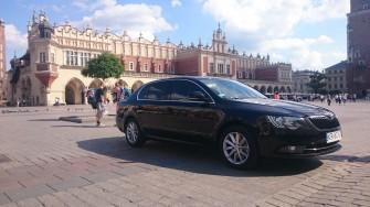 Przejazd do ślubu najnowszy model limuzyna audi a6 c7 limuzyna Kraków
