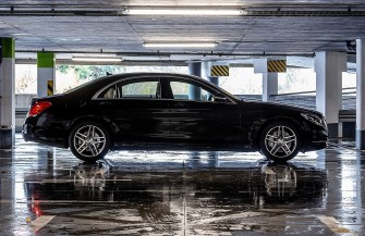 Mercedes S class W222 Long AMG line 2016 Warszawa