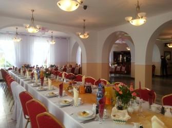 "Sala Weselna - Centrum Hotelowe ""BALKE"" Kwidzyn"
