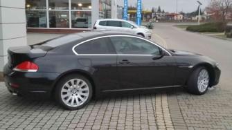 BMW 645Ci 333KM Zduńska Wola