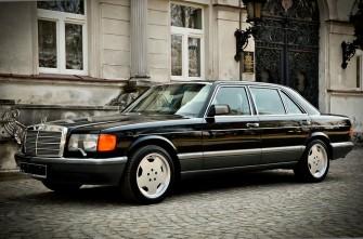 Mercedes-Benz w126 S-klasse - kwintesencja elegancji Krapkowice
