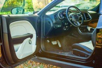 Dodge Challenger Black Mietków