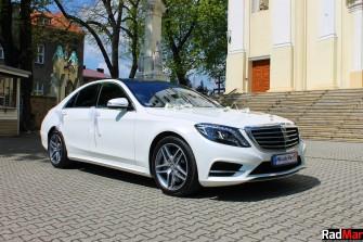 Mercedes S Pszów