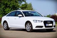 Piękne BIAŁE Audi A6 oraz Audi Q5 Bełchatów