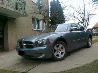 Auto do ślubu Dodge Charger Katowice