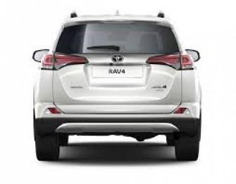 Biała NOWA Toyota RAV 4 120zł/h Legnica