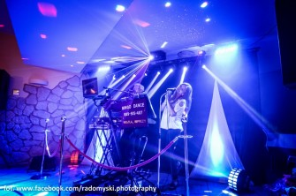 G�owy ruchome, lasery, kolory. Legnica