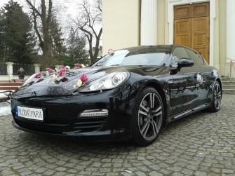 Porsche Panamera Warszawa