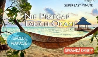 Najlepsze Last Minute Łódź
