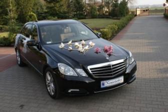 Samochody do ślubu Pleszew