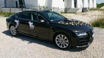 Auto do ślubu  Nagłowice