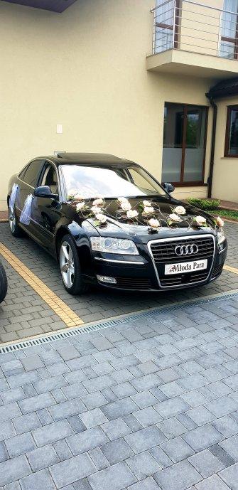 AUDI A8~MEGA ŁADNA~ Najtaniej ~350zl całość i Audi A6 250zl. Okazja.   Kraków