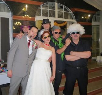 Zesp� na wesele BACKGROUP CHORZ�W