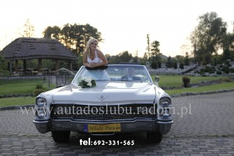 Cadillac DeVille  Radom