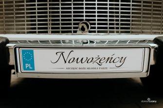 Warszawa-Piękne auto z PRL Kraków/Skała