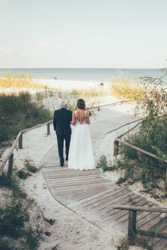 Ślub na plaży Gdańsk
