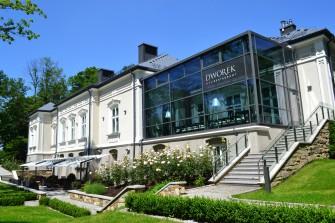 Dworek New Restaurant Bielsko-Biała