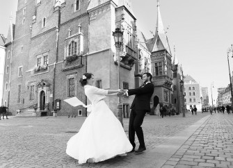 fotografia ślubna Gliwice plener